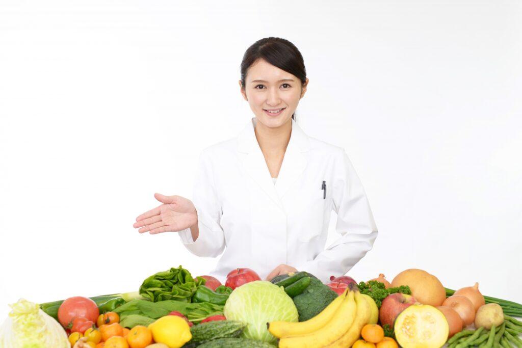 栄養士のイメージ